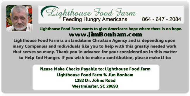 Lighthouse Food Farm Signature