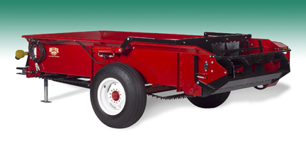 Millcreek Equine Manure Spreader - MC-Equine-Model-97