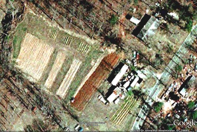 Lighthouse Food Farm - Overhead View