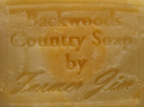 Backwoods Country Soap Logo