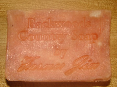 Backwoods Country Soap - Soothing Sunset