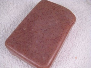Cinnamon Soap