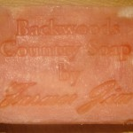 Soothing Sunset - Natural and Organic Handmade Soap - Hot Process Soap