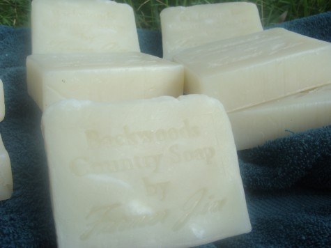 Triple 7 Bar Soap at Backwoods Country Soap