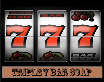 Triple 7 Bar Soap